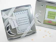 Load image into Gallery viewer, Bless this Day Cross Photo Frame Favor in Gift Box Favor - ArtisanoDesigns