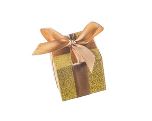 All that Glitters Gold Favour Boxes (Set of 24) - ArtisanoDesigns