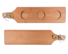 Load image into Gallery viewer, Saporito Serving Paddle/Appetizer Board - ArtisanoDesigns