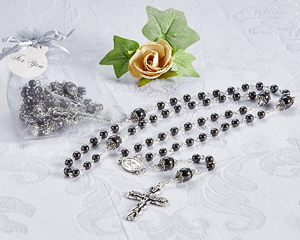 A45000 - Necklace Rosary - ArtisanoDesigns