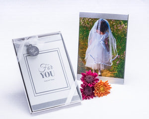 """Cherished Moments"" Photo Frame Favor"