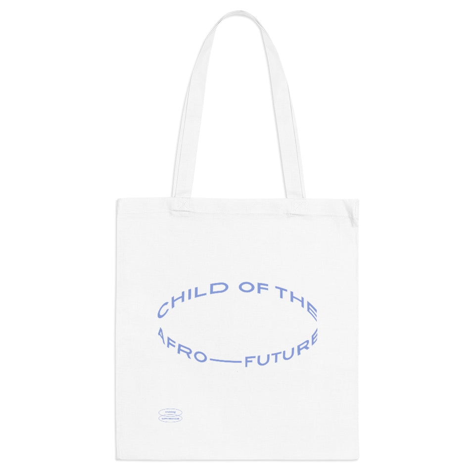 Child of the Afro Future Tote Bag