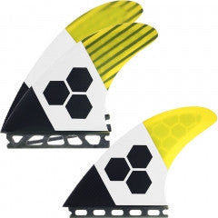 Channel Islands RTM thruster surfboard fins