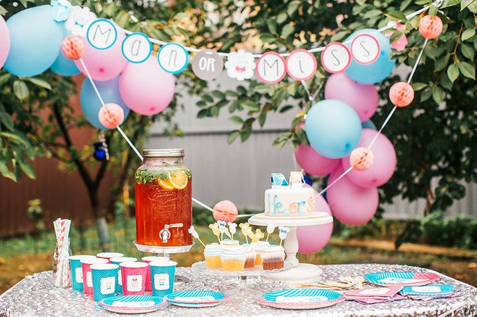 5 Tips for Planning a Baby Gender Reveal Party