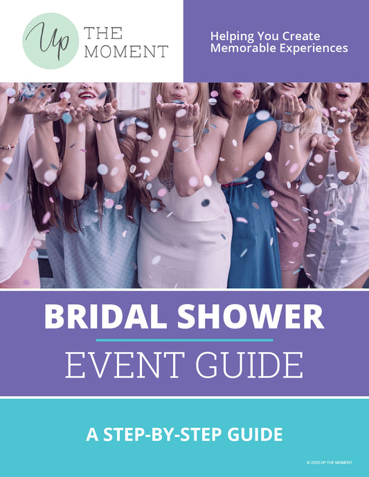 Bridal Shower EVENT GUIDE