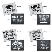 Load image into Gallery viewer, Graduation Photo Booth Prop Signs