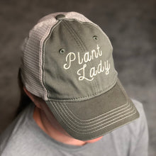 Load image into Gallery viewer, Plant Lady Hat