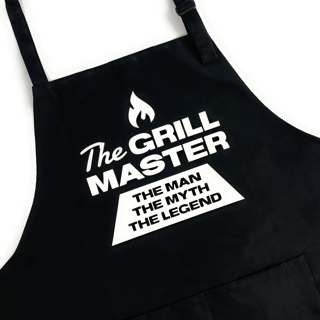 The Grill Master Apron