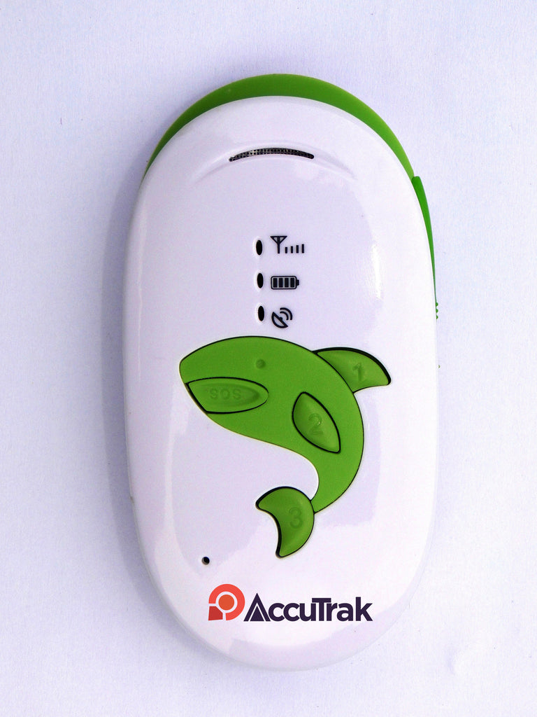 Accutrak Portable GPS Tracker