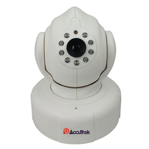 AccuTrak Indoor Wireless IP Camera