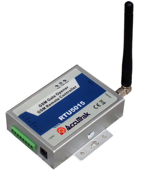 AccuTrak GSM Remote Gate Opener