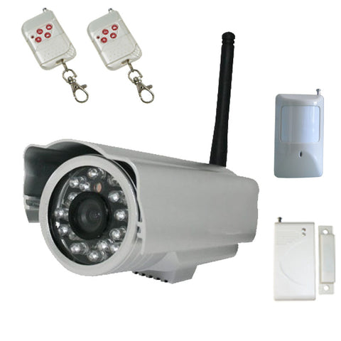 Accutrak GSM Video Surveillance Camera