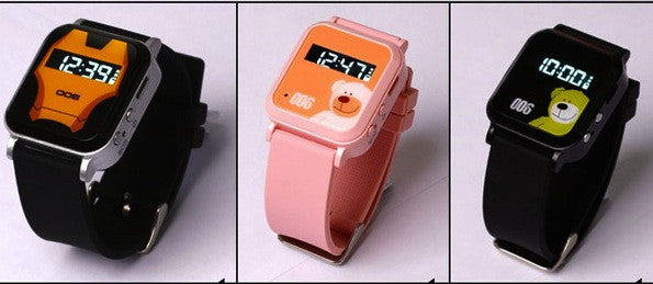 AccuTrak GPS Watch Tracker for Kids