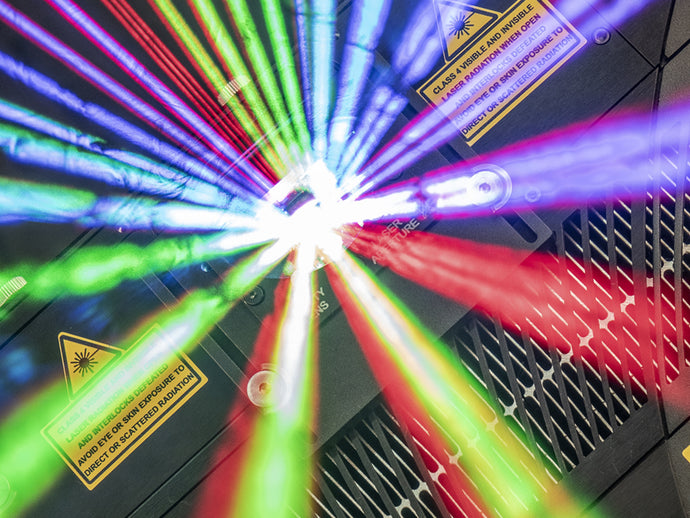 Laser Show Display Accessories