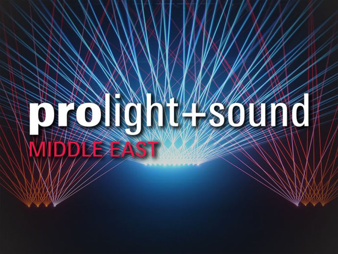 Prolight+Sound Middle East