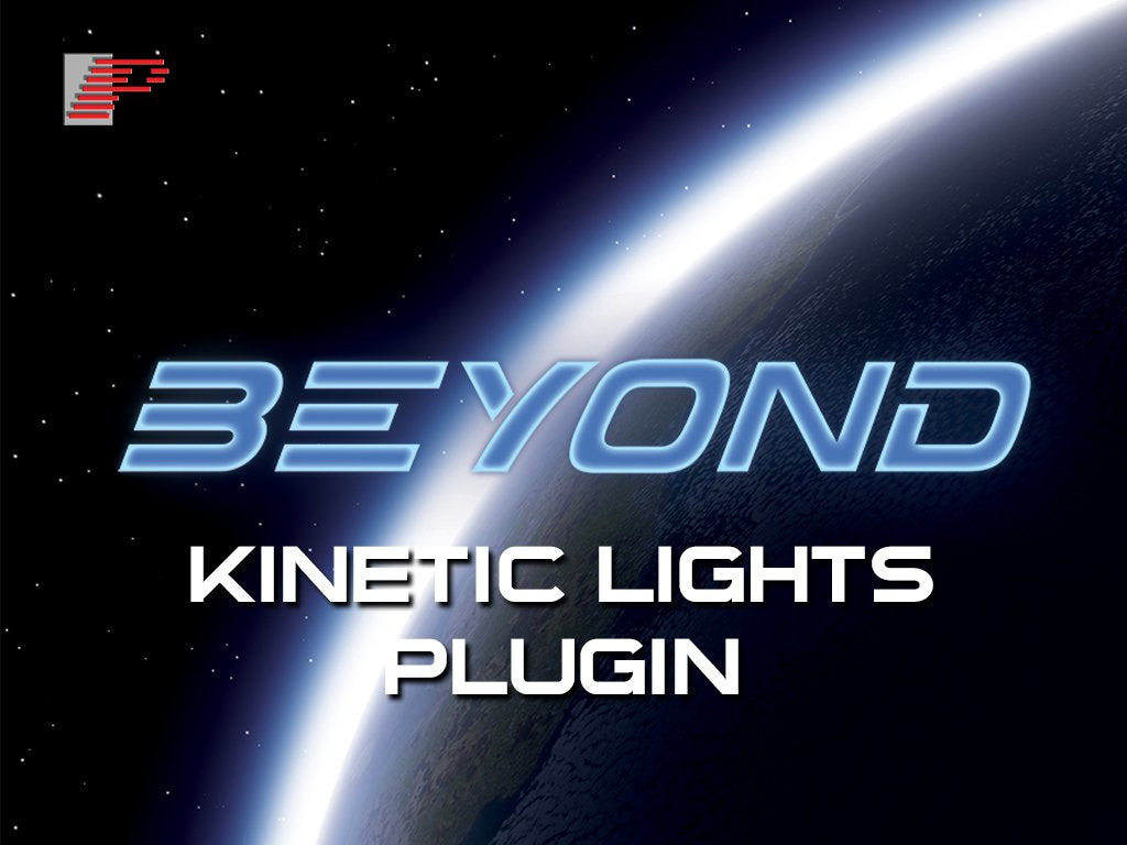 Kinetic Lights Plugin for BEYOND
