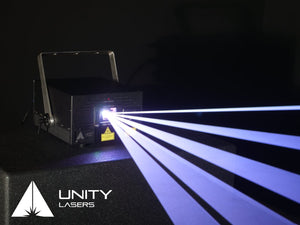 Unity ELITE 3 ILDA full-colour RGB laser beams_2