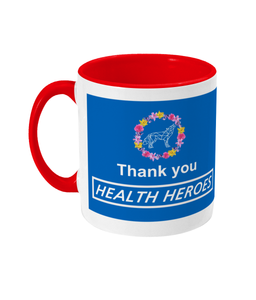 Spring NHS Thank You Mug