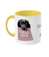 Load image into Gallery viewer, Thank You Spaniel Mug