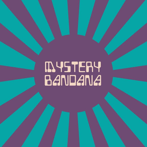 Mystery Bandana - The Collective Wolf