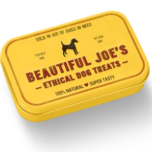 Beautiful Joes Treat Tins (Empty)