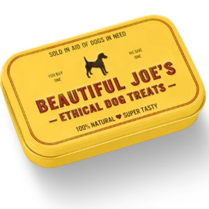 Beautiful Joes Treat Tins (Empty) - The Collective Wolf
