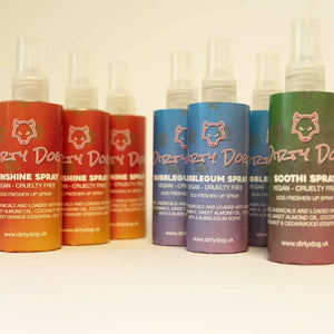 Dirty Dog Freshen Up Sprays - The Collective Wolf