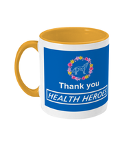 Load image into Gallery viewer, Spring NHS Thank You Mug