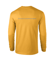Load image into Gallery viewer, Mustard Berry Pumpkin Long Sleeved Tee (Personalise Me)