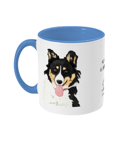 Two Toned Mug Susan & Bruce