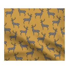Load image into Gallery viewer, Geometric Deer Bandanas & Bows - The Collective Wolf