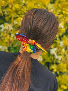Love Is Love Anti-Tangle Hair Scrunchie - The Collective Wolf