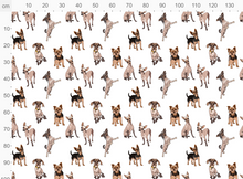 Charger l'image dans la galerie, Custom Pet Portraits Fabric Design - The Collective Wolf