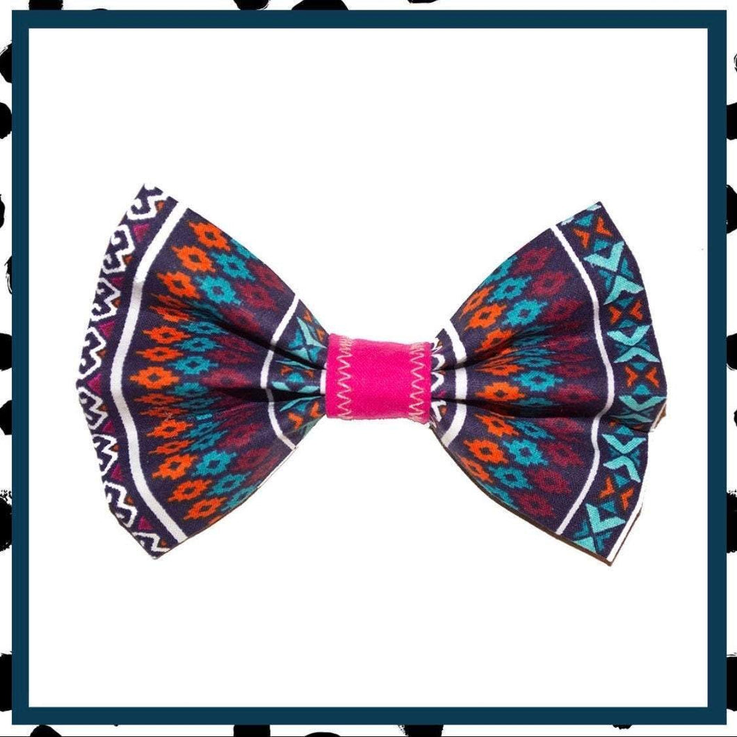 Indie Aztec Bows / Sailor Bows - The Collective Wolf