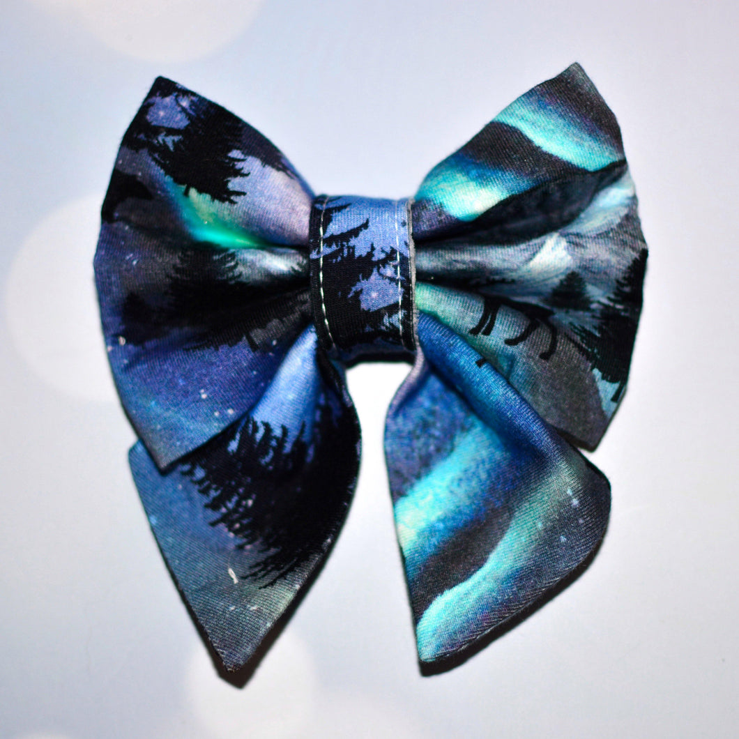 Northern Lights Bows / Sailor Bows - The Collective Wolf