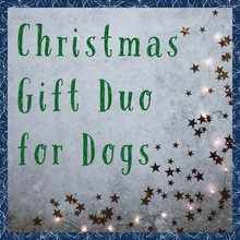 Load image into Gallery viewer, Christmas Gift Duo for Dogs