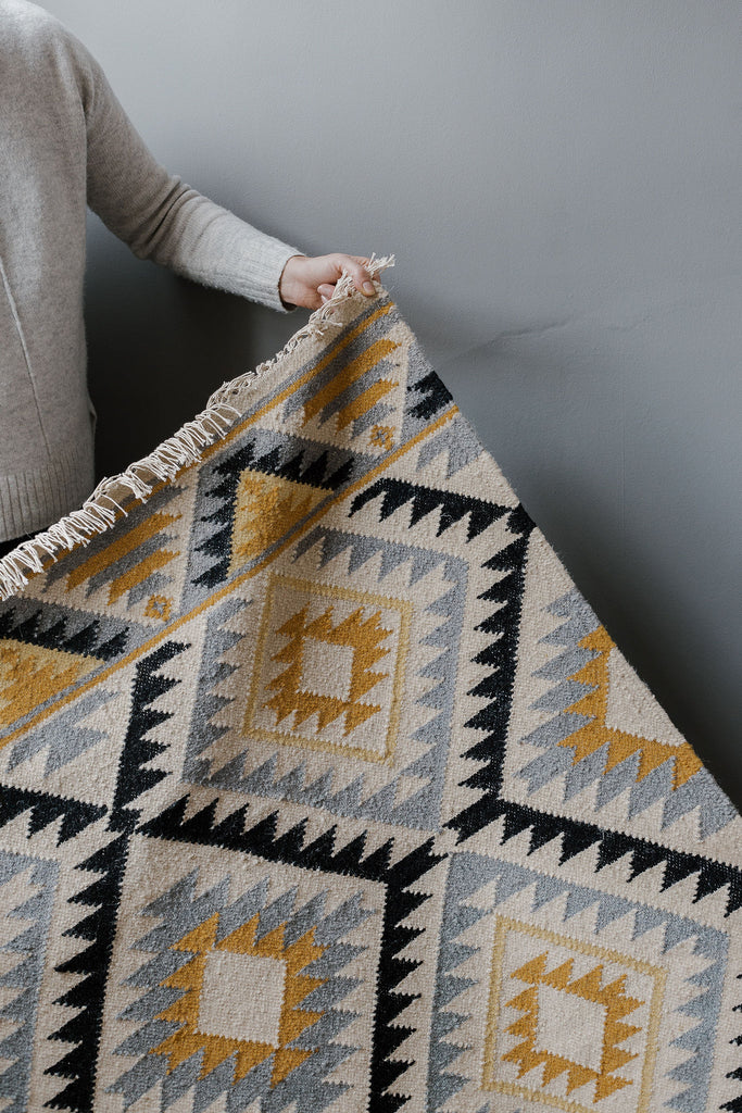 Handmade kilim rug collection