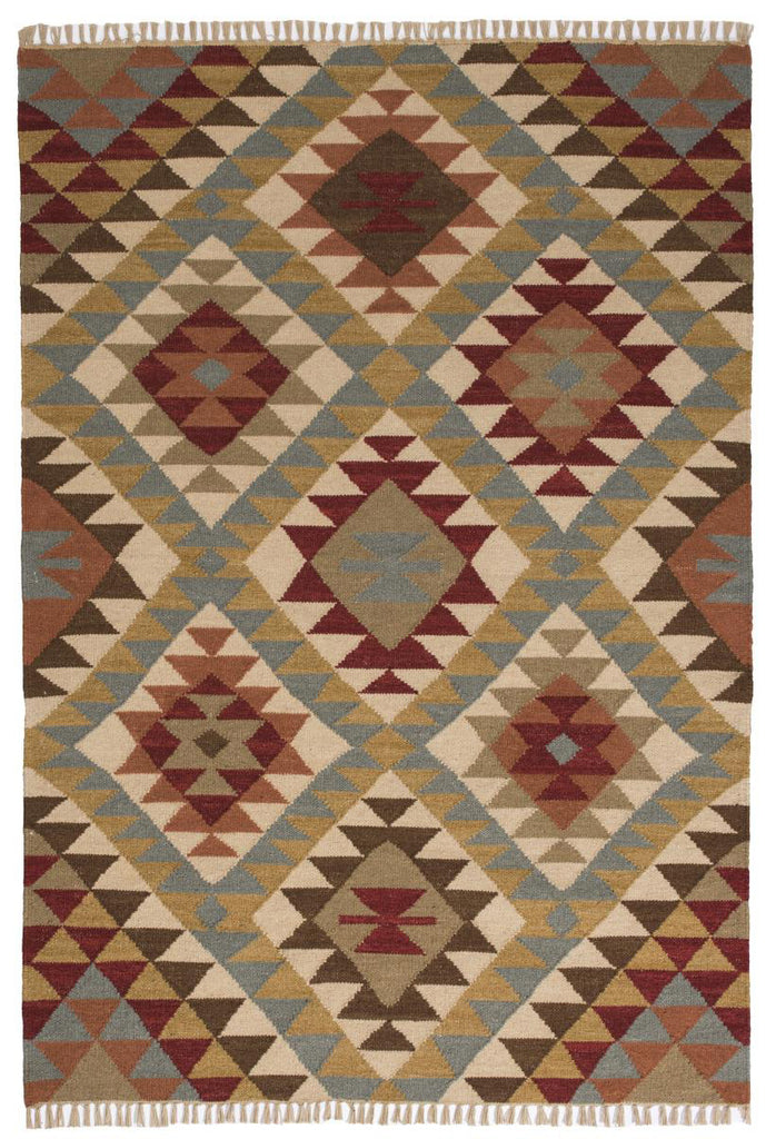 Our Natural dyed Kilim rug now available in 3 sizes
