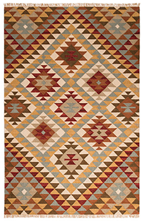 Our Popular Kilim rugs are back in stock...