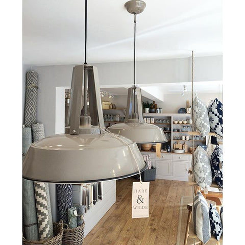 Feature lighting available online and in store...Hare & Wilde Malton