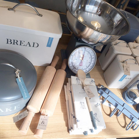 Lots of lovely new kitchen ware from Garden Trading new in today! Hare & Wilde York
