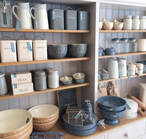 Lots of lovely new kitchen ware from Garden Trading new in today! Hare & Wilde malton