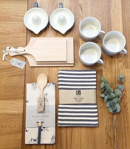 Hare & Wilde kitchenware malton