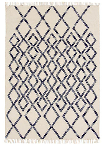 geometric wool kilim rugs
