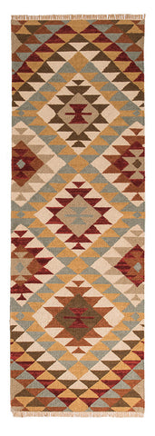 Zaina Kilim Hall Runner