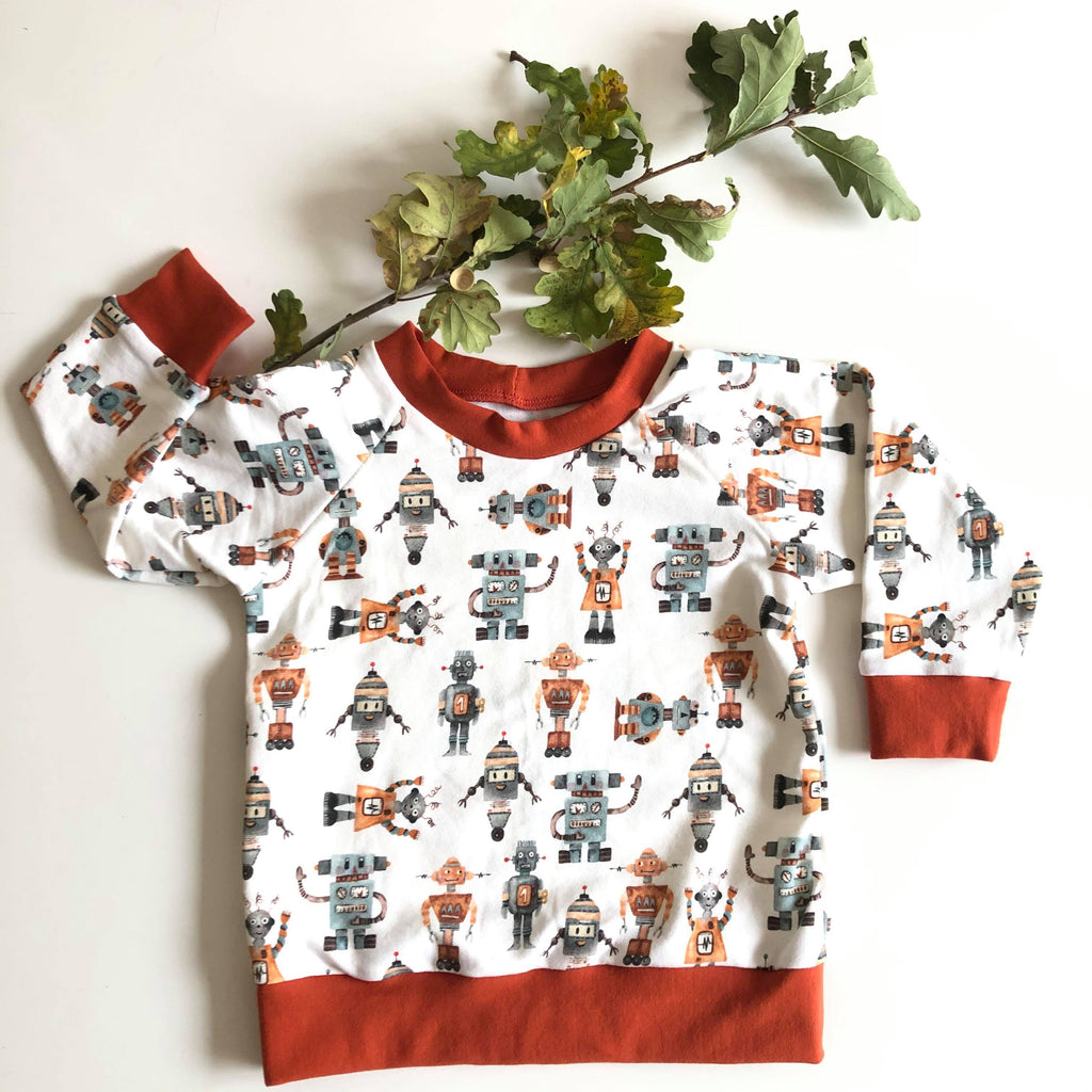 sweat enfant en coton made in France Oeko tex
