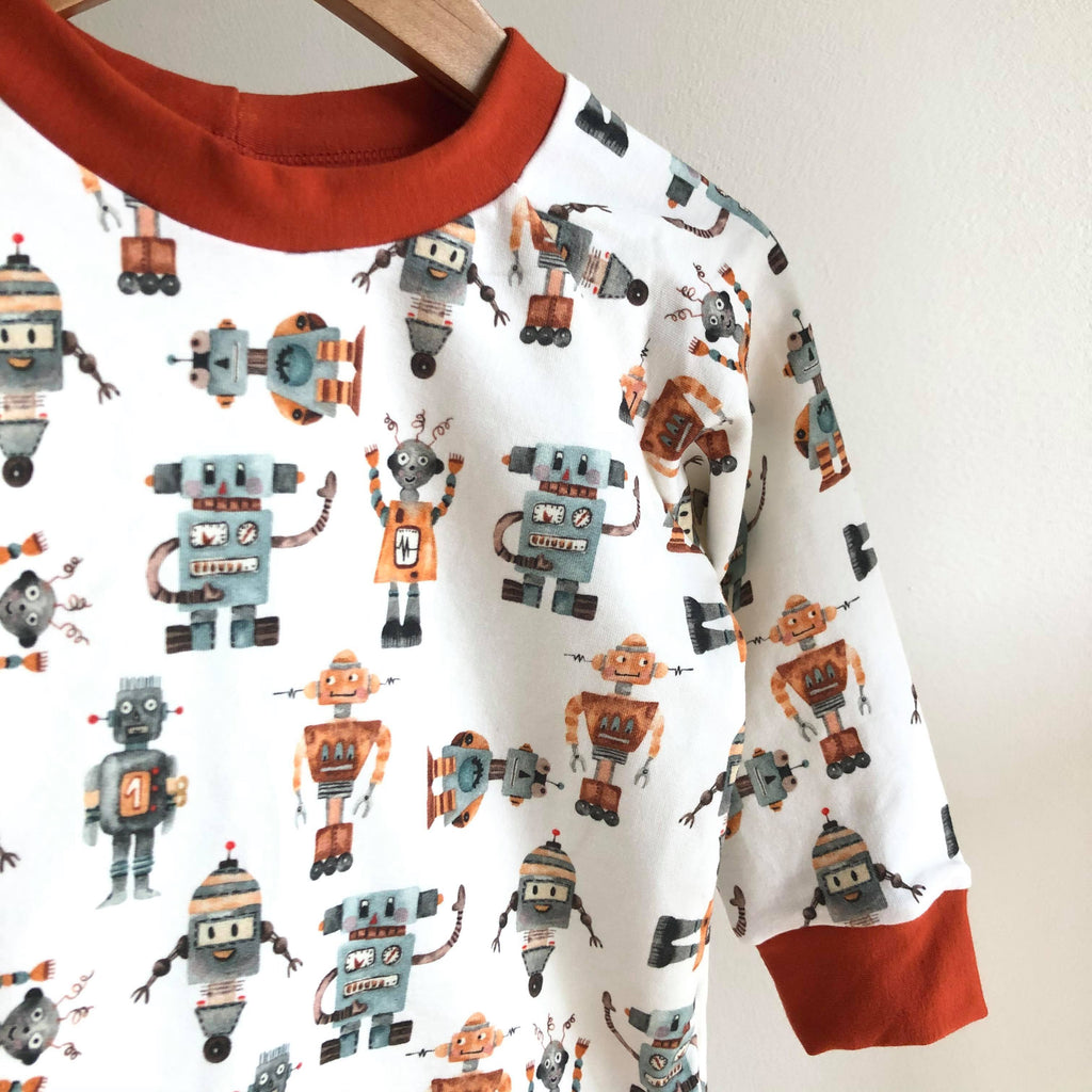 Sweat enfant - Robots