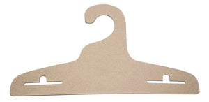 "15"" Ditto Adjustable Clip Hanger / 100-Pack"