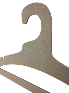 "17"" Ditto Multi-Use Hanger / 10-Pack"