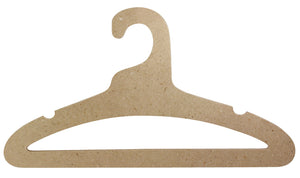 "17"" Ditto Multi-Use Hanger / 100-Pack"